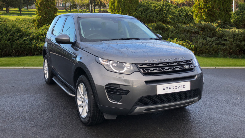 Land Rover Discovery Sport 2.0 TD4 180 SE 5dr Diesel 4x4 (2018)