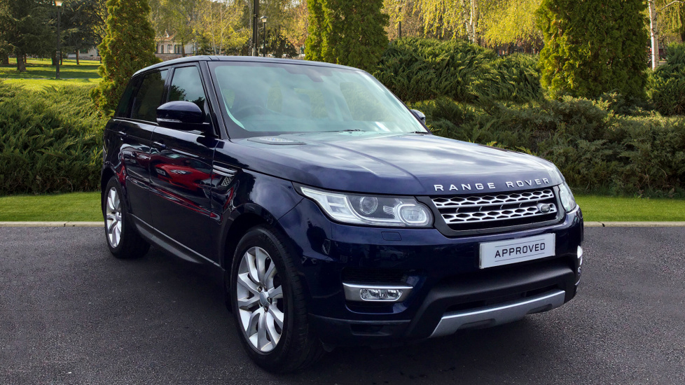 Land Rover Range Rover Sport 3.0 SDV6 [306] HSE 5dr Diesel Automatic 4x4 (2015) image