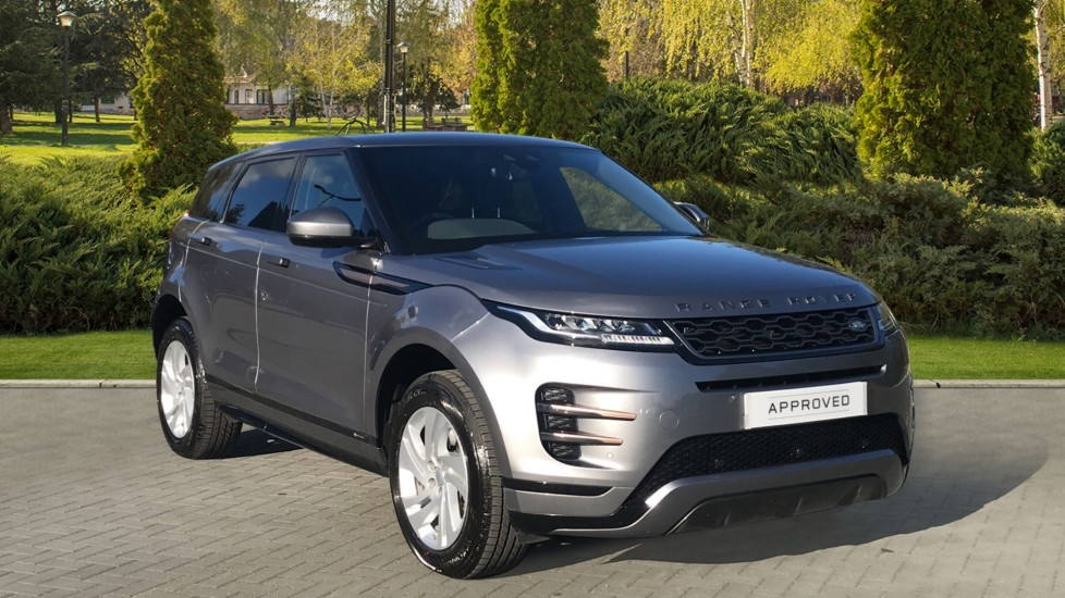 Land Rover Range Rover Evoque 2.0 D180 R-Dynamic S with Heated Seats and Reverse Camera Diesel Automatic 5 door Hatchback