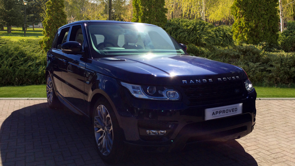 Land Rover Range Rover Sport 3.0 SDV6 HSE Dynamic 5dr Diesel Automatic 4x4 (2014)