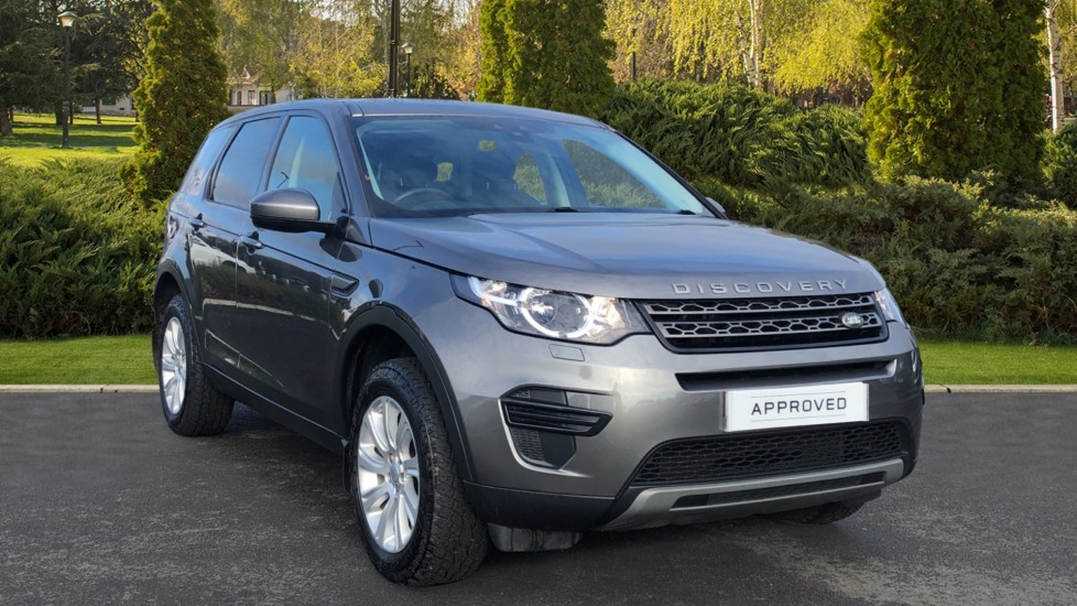 Land Rover Discovery Sport 2.0 TD4 180 SE 5dr Diesel Automatic 4x4 (2016)