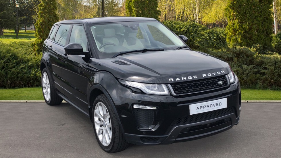 Land Rover Range Rover Evoque 2.0 TD4 HSE Dynamic Lux 5dr Diesel Automatic Hatchback (2016) at Land Rover Swindon thumbnail image