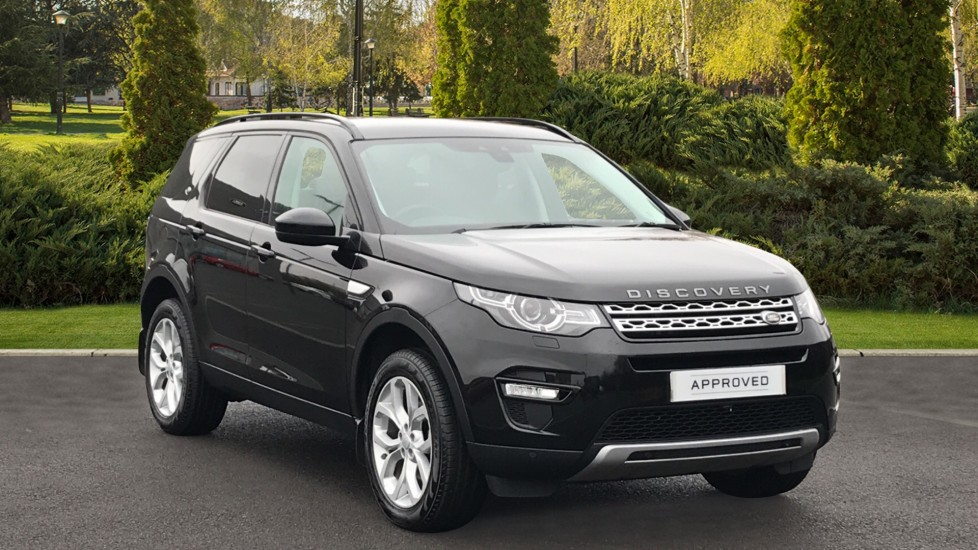 Land Rover Discovery Sport 2.0 TD4 180 HSE 5dr Diesel Automatic 4x4 (2017)