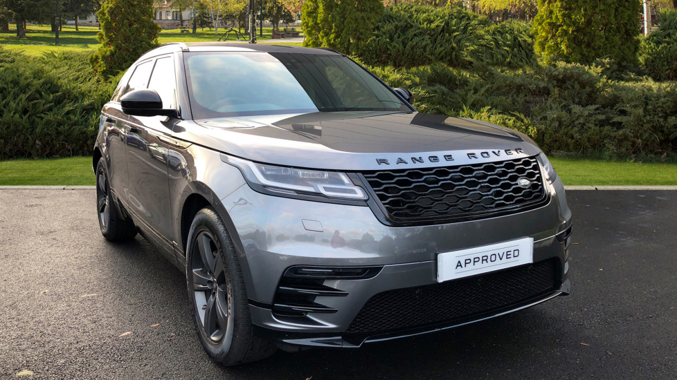 Land Rover Range Rover Velar 3.0 D300 R-Dynamic S 5dr Diesel Automatic 4x4 (2018) at Land Rover Swindon thumbnail image