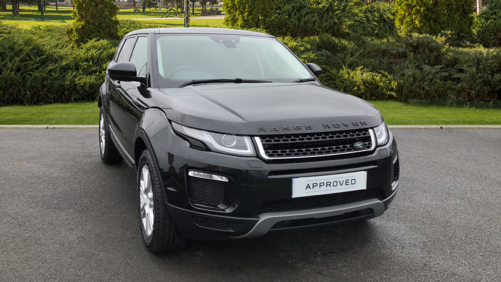 Land Rover Range Rover Evoque 2.0 TD4 SE Tech 5dr Diesel Automatic Hatchback (2018)