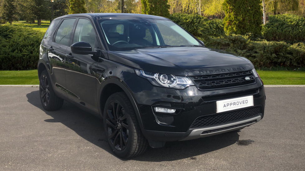 Land Rover Discovery Sport 2.0 TD4 180 HSE 5dr Diesel 4x4 (2019) image