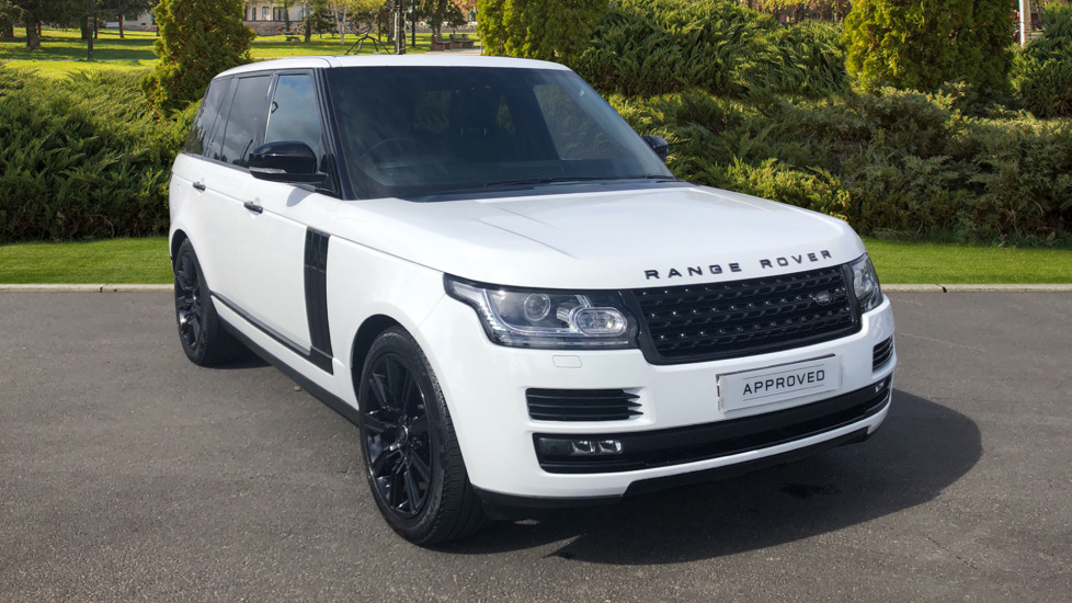 Land Rover Range Rover 3.0 TDV6 Vogue 4dr Diesel Automatic Estate (2017) image
