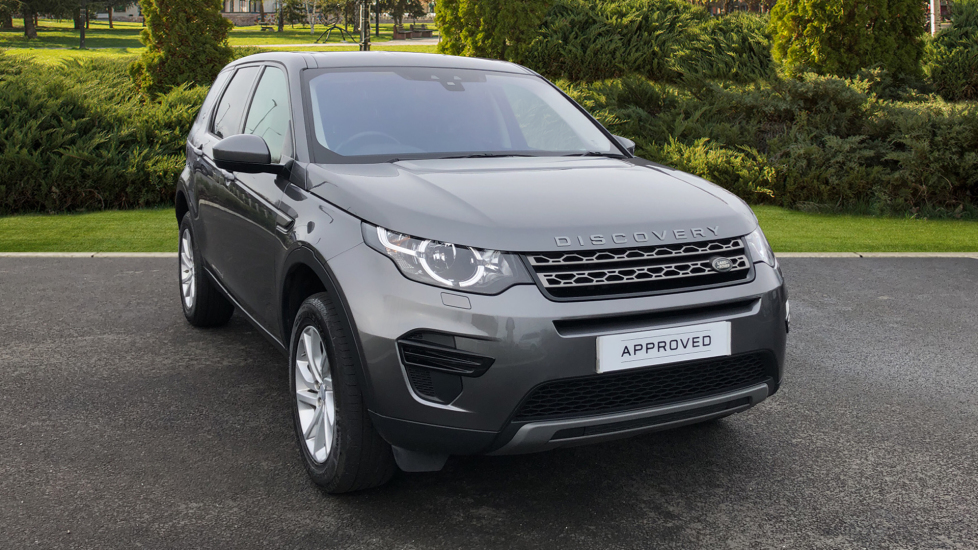 Land Rover Discovery Sport 2.0 TD4 180 SE 5dr Diesel 4x4 (2017)
