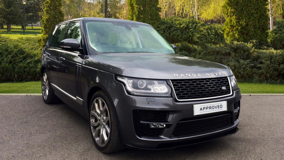 Land Rover Range Rover 4.4 SDV8 Vogue SE 4dr Diesel Automatic 4x4 (2017) image