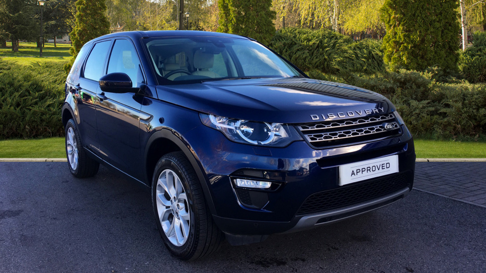Land Rover Discovery Sport 2.0 TD4 180 SE Tech 5dr Diesel 4x4 (2017) image