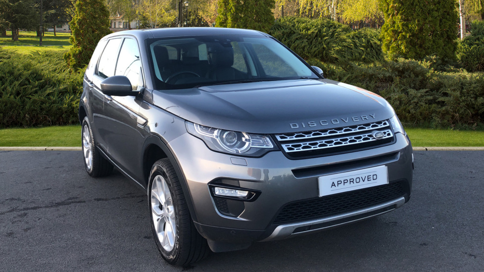 Land Rover Discovery Sport 2.0 TD4 180 HSE 5dr image 1