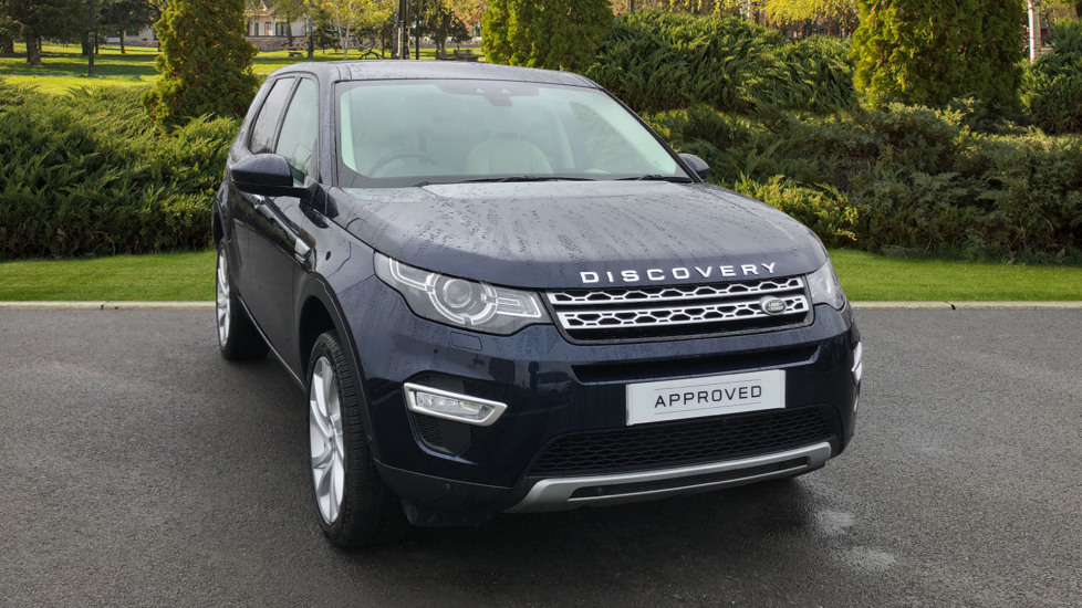 Land Rover Discovery Sport 2.0 TD4 180 HSE Luxury 5dr Diesel Automatic 4x4 (2017)