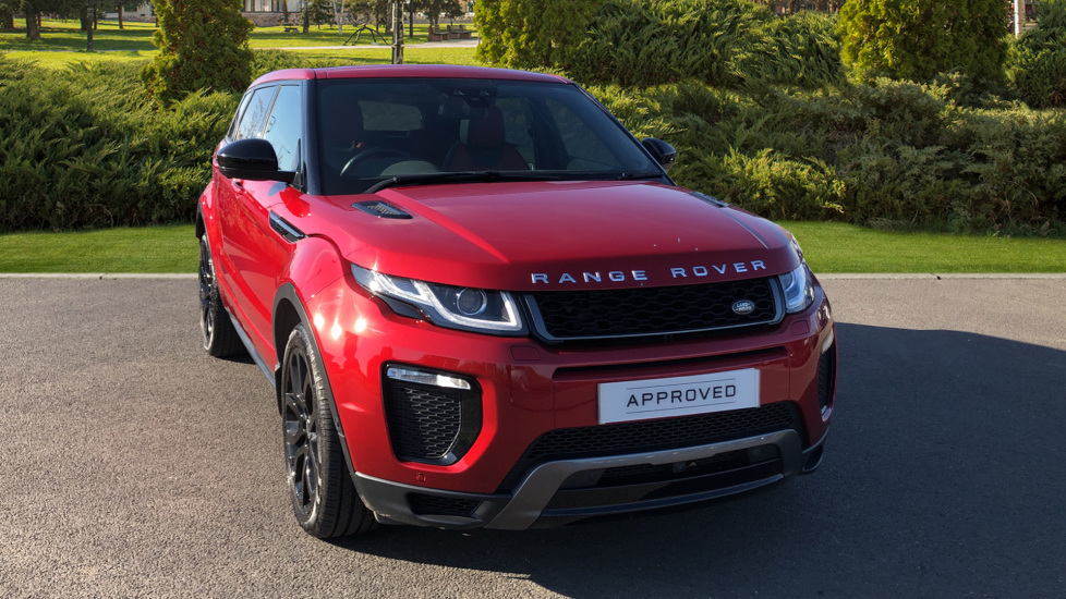 Land Rover Range Rover Evoque 2.0 TD4 HSE Dynamic Lux 5dr Diesel Automatic 4x4 (2017)