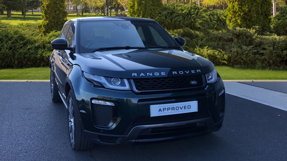 Land Rover Range Rover Evoque 2.0 TD4 HSE Dynamic 5dr Diesel Automatic 4x4 (2017)