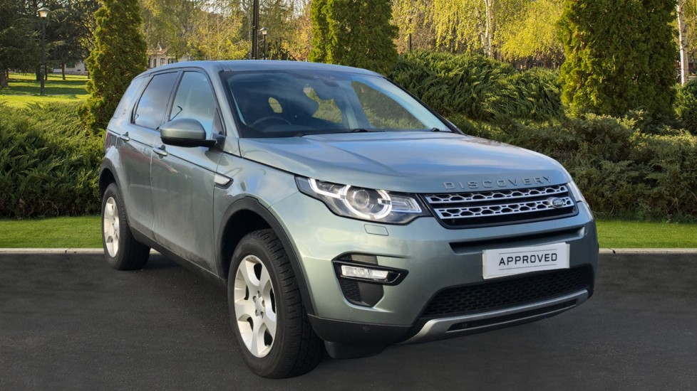 Land Rover Discovery Sport 2.0 TD4 HSE 5dr [5 Seat] Diesel 4x4 (2016)