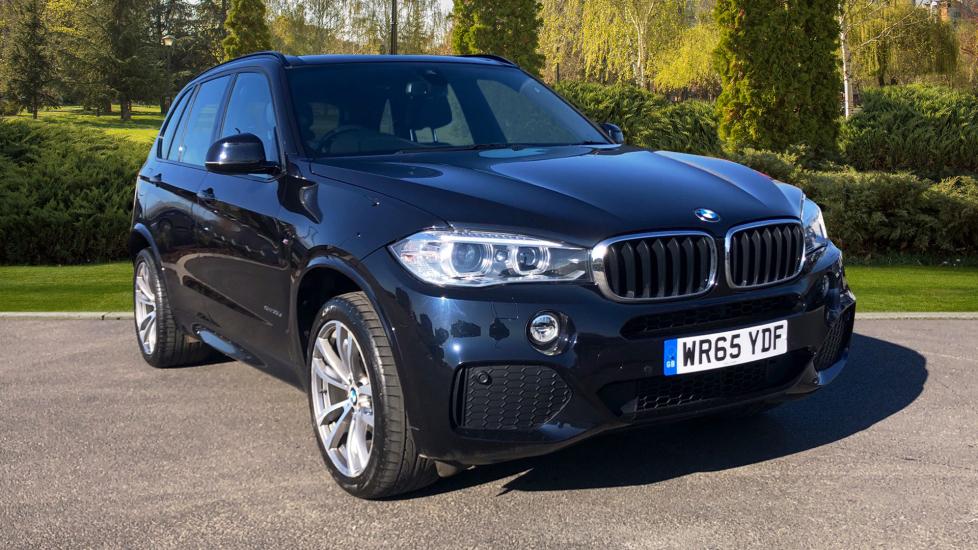 BMW X5 xDrive30d M Sport 5dr 3.0 Diesel Automatic Estate (2015) image