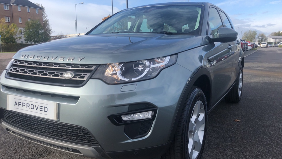 Land Rover Discovery Sport 2.0 TD4 SE Tech 5dr [5 Seat] image 10