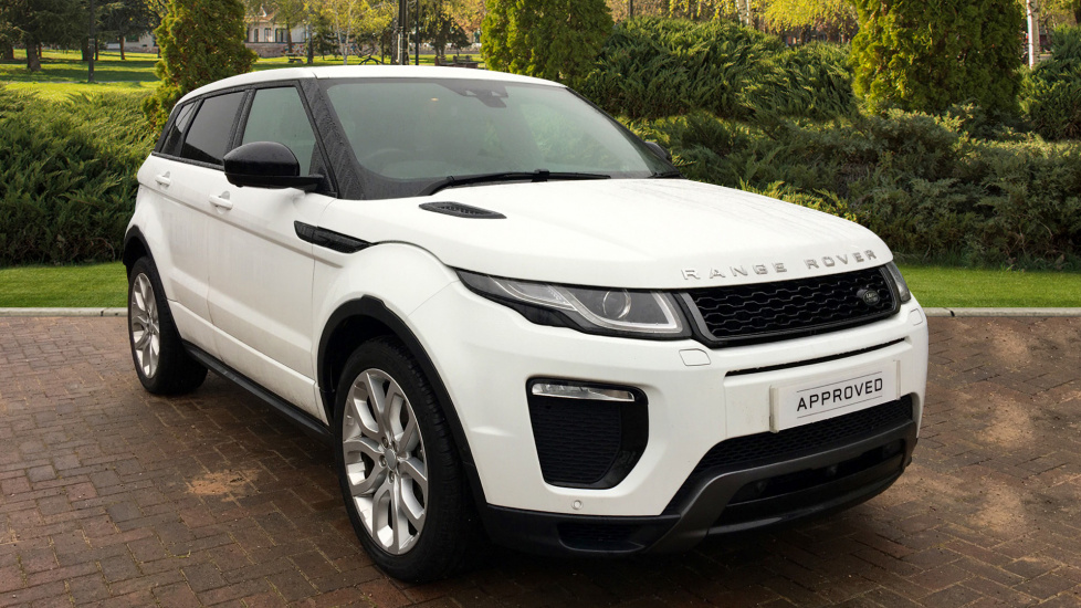 Land Rover Range Rover Evoque 2.0 TD4 HSE Dynamic Lux 5dr Diesel Automatic 4x4 (2016)