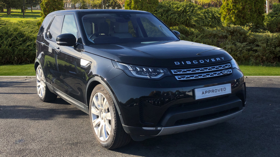Land Rover Discovery 3.0 TD6 HSE Luxury 5dr Diesel Automatic 4x4 (2017) available from Land Rover Woodford thumbnail image