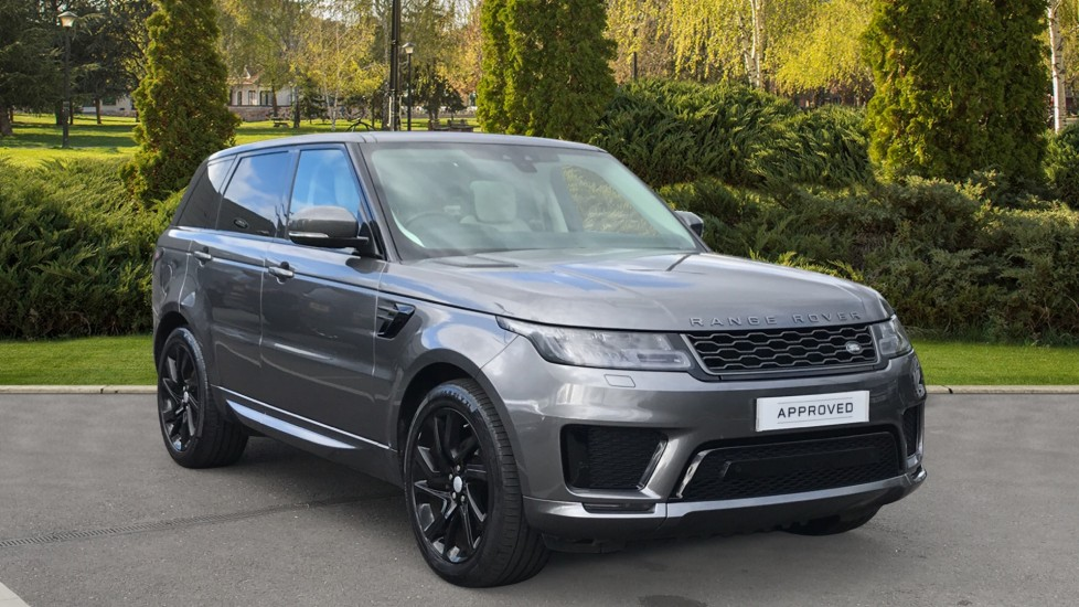 Land Rover Range Rover Sport 3.0 SDV6 HSE Dynamic Diesel Automatic 5 door Estate (2018) image