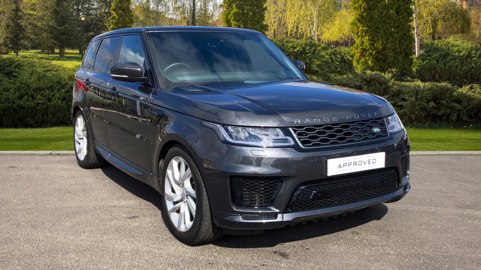 Land Rover Range Rover Sport 2.0 P400e HSE Dynamic 5dr Petrol/Electric Automatic Estate (2018) image