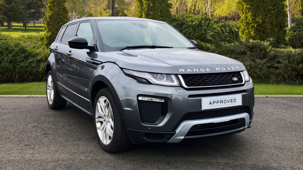 Land Rover Range Rover Evoque 2.0 Ingenium Si4 HSE Dynamic 5dr Automatic Hatchback (2018)