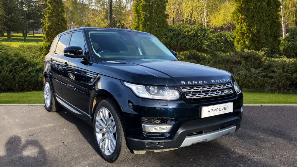 Land Rover Range Rover Sport 3.0 SDV6 HSE 5dr Diesel Automatic 4x4 (2015)