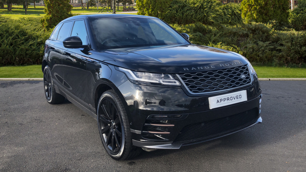 Land Rover Range Rover Velar 2.0 P250 R-Dynamic SE 5dr Automatic Estate (2019)