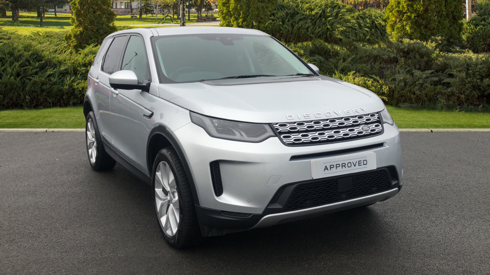 Land Rover Discovery Sport 2.0 D180 HSE 5dr Diesel Automatic 4x4 (2019) image