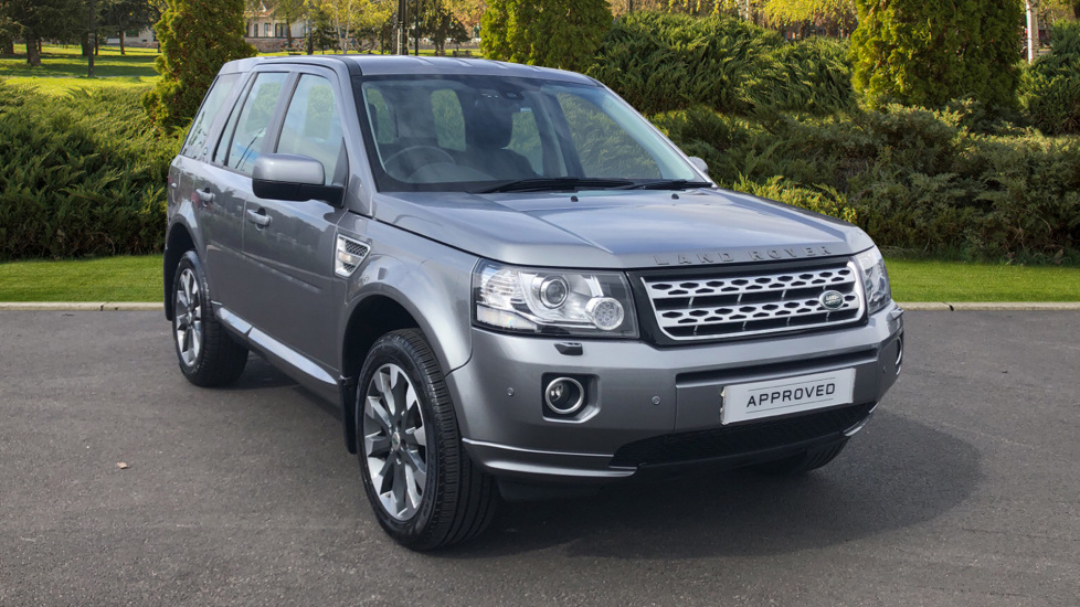 Land Rover Freelander 2.2 SD4 XS 5dr Diesel Automatic 4x4 (2014)