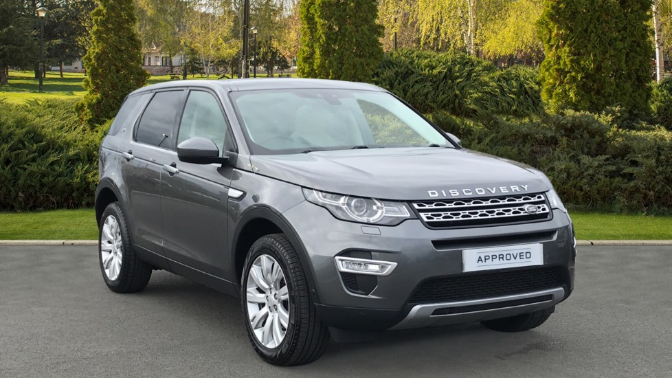 Land Rover Discovery Sport 2.2 SD4 HSE Luxury 5dr Diesel Automatic Estate (2015)