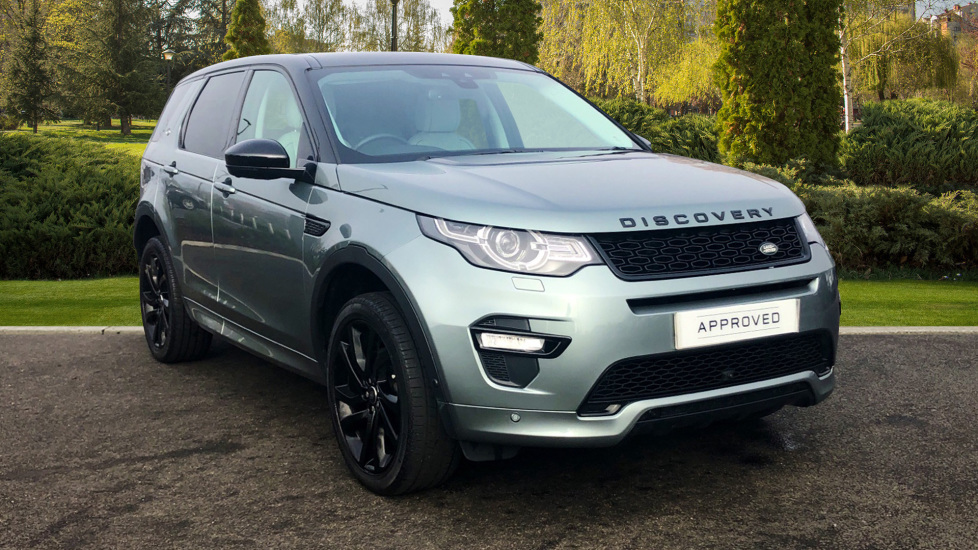 Land Rover Discovery Sport 2.0 TD4 180 HSE Dynamic Lux 5dr Diesel Automatic 4x4 (2017) image