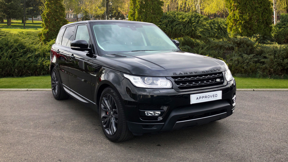 Land Rover Range Sport 3 0 Sdv6 306 Hse Dynamic 5dr Sel Automatic Estate 2017 At Swindon