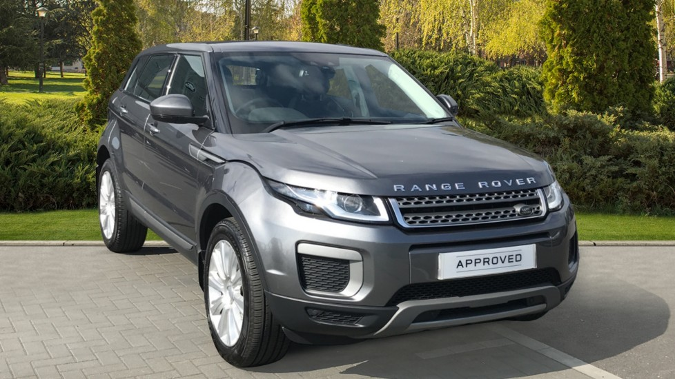 Land Rover Range Rover Evoque 2.0 TD4 SE 5dr - Meridian Sound System, Fixed panoramic roof, 10 inch Touch Pro Diesel 4x4