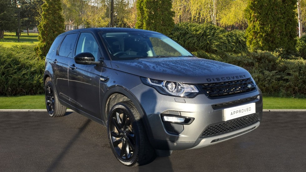 Land Rover Discovery Sport 2.0 TD4 180 HSE Black 5dr Diesel Automatic 4x4 (2018)