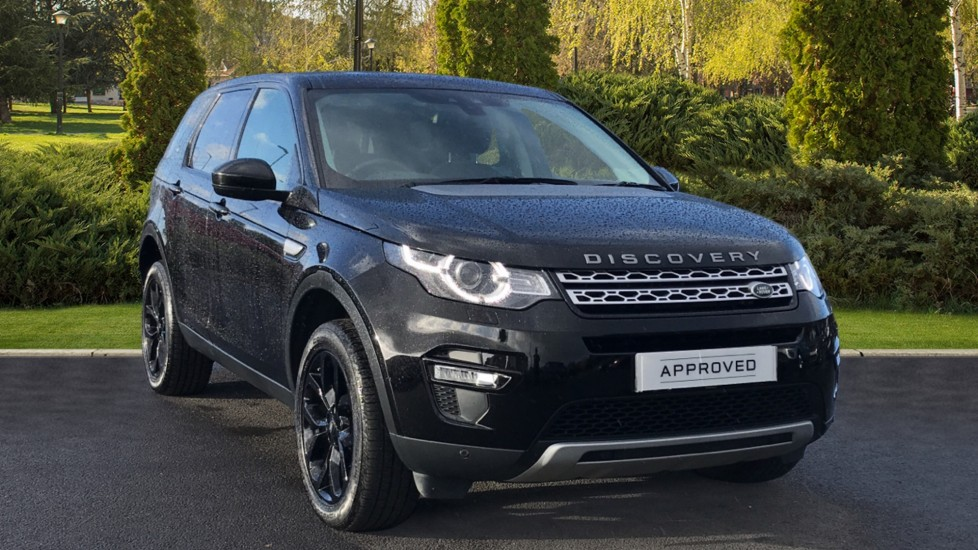 Land Rover Discovery Sport 2.0 TD4 180 HSE 5dr Diesel Automatic 4x4 (2018)