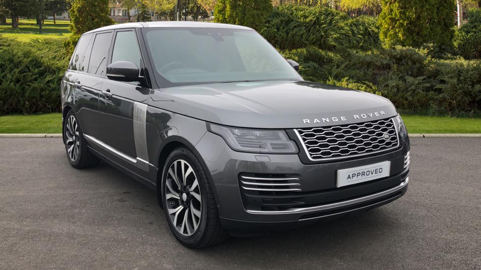 Land Rover Range Rover 4.4 SDV8 Vogue SE 4dr Diesel Automatic Estate (2018) at Land Rover Swindon thumbnail image