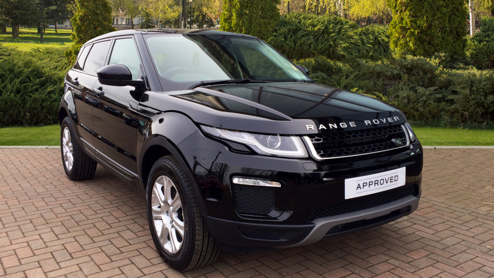 land rover range rover evoque 2 0 td4 se tech 5dr diesel automatic 4x4 2018 at land rover swindon. Black Bedroom Furniture Sets. Home Design Ideas
