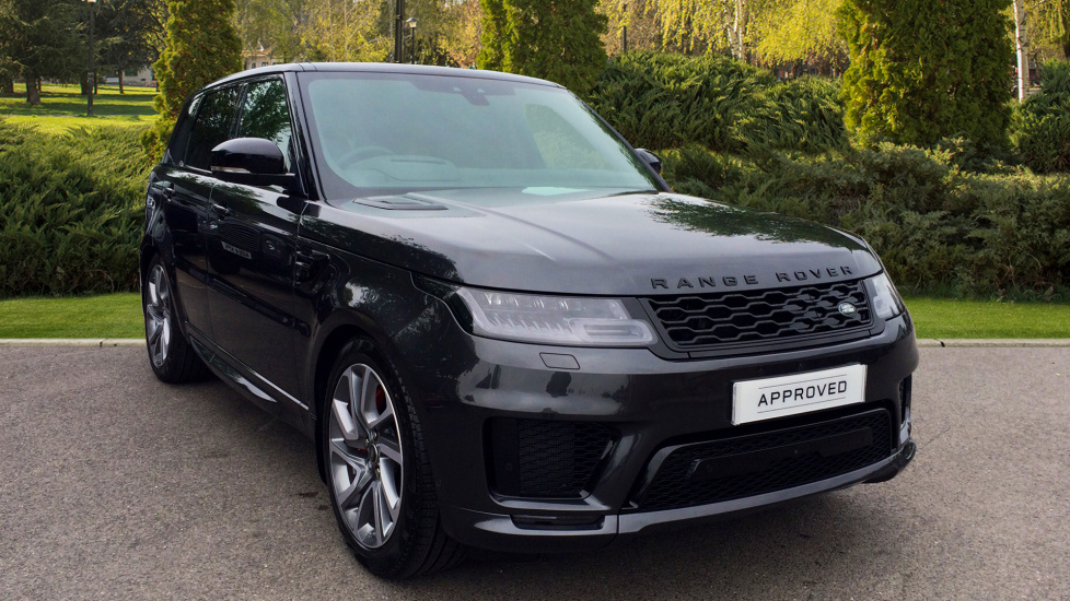 Land Rover Range Rover Sport 2.0 P400e Autobiography Dynamic 5dr Petrol/Electric Automatic 4x4 (2018) image