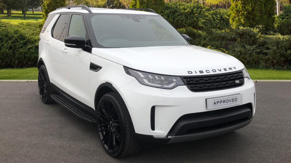 Land Rover Discovery DISCOVERY HSE SDV6 AUTO 3.0 Diesel Automatic 5 door (2019)