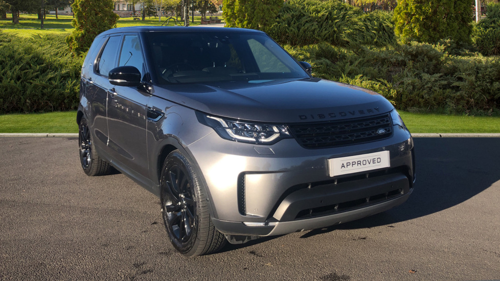 Land Rover Discovery 2.0 Si4 SE 5dr Automatic 4x4 (2019)