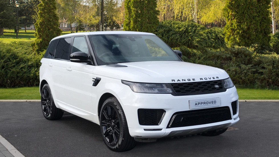 Land Rover Range Rover Sport 3.0 SDV6 HSE Dynamic 5dr Diesel Automatic Estate