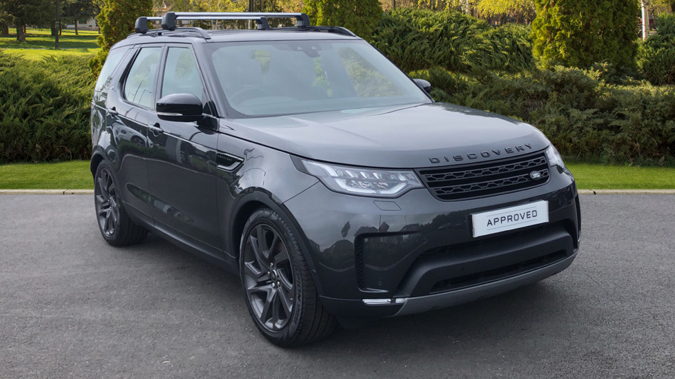 Land Rover Discovery 2.0 Si4 HSE 5dr Automatic (2019)