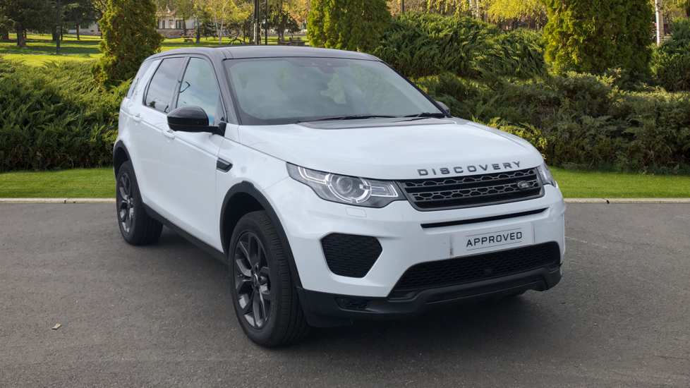 Land Rover Discovery Sport 2.0 TD4 180 Landmark 5dr [5 Seat] Diesel Automatic 4x4 (2019)