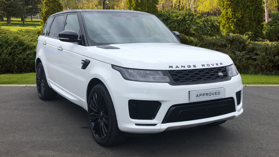 Land Rover Range Rover Sport 3.0 SDV6 Autobiography Dynamic 5dr Diesel Automatic Estate (2019) image