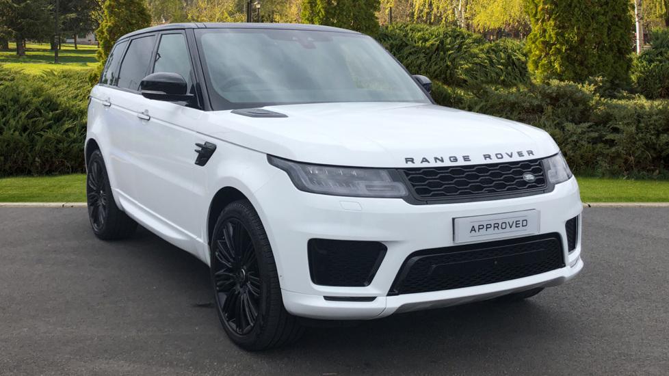 Land Rover Range Rover Sport 3.0 SDV6 Autobiography Dynamic 5dr Diesel Automatic Estate (2019)