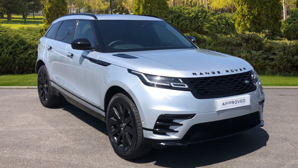 Land Rover Range Rover Velar 2.0 D180 R-Dynamic SE 5dr Diesel Automatic Estate (2019) at Land Rover Swindon thumbnail image