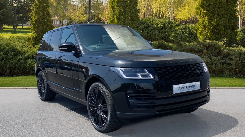 Land Rover Range Rover 3.0 P400 Autobiography 4dr - Head up Display, Meridian Surround Sound System, Privacy glass Automatic 5 door Estate (2021) image