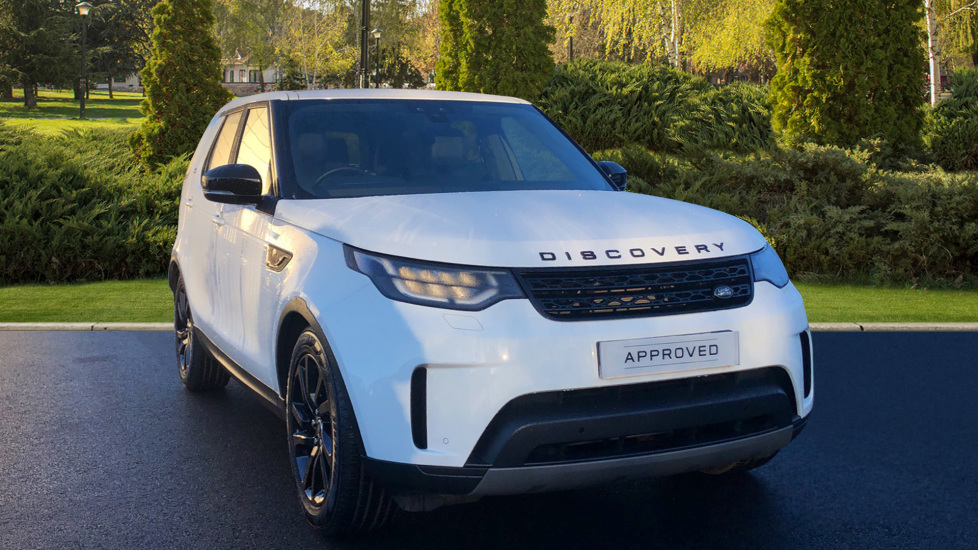 Land Rover Discovery 2.0 SD4 SE 5dr Diesel Automatic 4x4 (2018) image