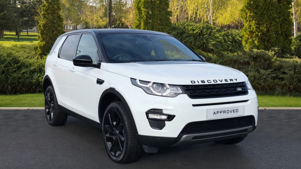 Land Rover Discovery Sport 2.0 TD4 180 HSE 5dr Diesel Automatic 4x4 (2019)